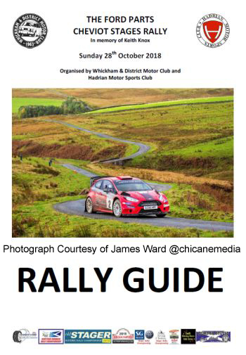 2018 Rally Guide